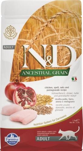 N&D Ancestral Cat Chicken & Pomegranate Adult
